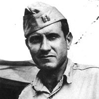 "Louis Zamperini-Olympic track runner who went off to fight the Japanese. Was a POW for over 2 years and endured unimaginable hardships. ""You won't break me."" Olympic Size Hero!"