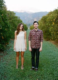 Our engagement session on style me pretty!!!!! yay!!!