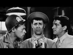 At War with the Army ✪FREE FULL MOVIE✪ Comedy starring Jerry Lewis - YouTube