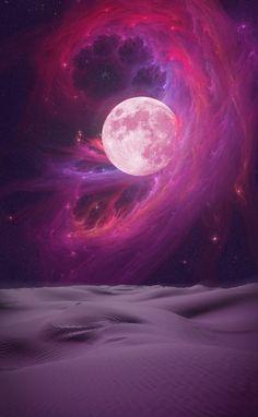 Moon play