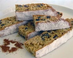 Saint Fanourios Cake Recipe