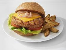 Teriyaki Turkey Burgers and Homemade BBQ Sauce