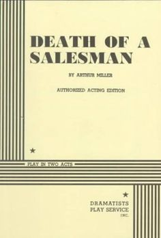 willy loman in death of a salesman essays