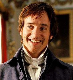 Mr. Fitzwilliam Darcy - Pride and Prejudice (2005)  I love his smile!