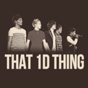 that 1d thing