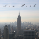 Give my regards to New York
