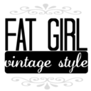 Fat Girl, Vintage Style.