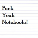 Fuck Yeah Notebooks and Journals