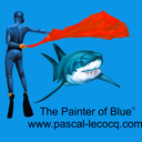 Art by Pascal - The Painter of Blue ®