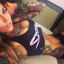 the inked babes of gorg