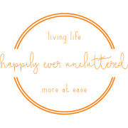 Happily Ever Uncluttered