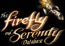 The Firefly and Serenity Database