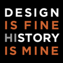 Design is fine. History is mine.