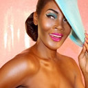 PinUp Girl Angelique Noire