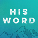 His Word - Typographic Verses