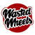 WASTED WHEELS SIGN PAINTING