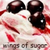 Wings of sugar