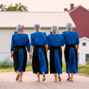 Photos of the Amish