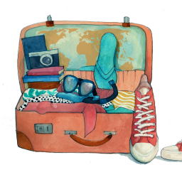 Packing my Suitcase