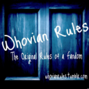 The Rules of Whovians