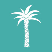 Turquoise & Palm Stock Gallery