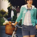 The Basket Bike Girl®