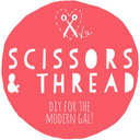 Scissors + Thread