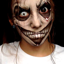 Creepy Facepaints!