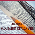 Devoted to Vocabulary Development