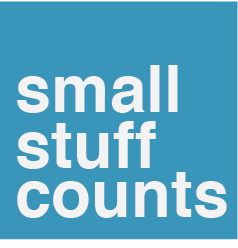 Small Stuff Counts