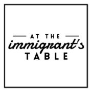 At the Immigrant's Table