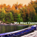 my blue canoe