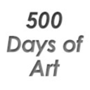 500 Days of Art