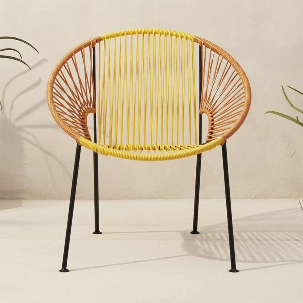 Acapulco chair cb2 - Catalogs Cb2 Com