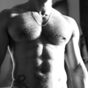 Handsome and muscled males