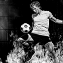 Football in Black and White