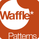 pdf sewing pattern for ladies // Waffle Patterns