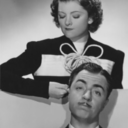 What the hell-it worked, didn't it?-Miss Stanwyck