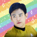 I support gays in space