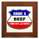 GRADE-A-BEEF: Prime Cuts...and Uncuts