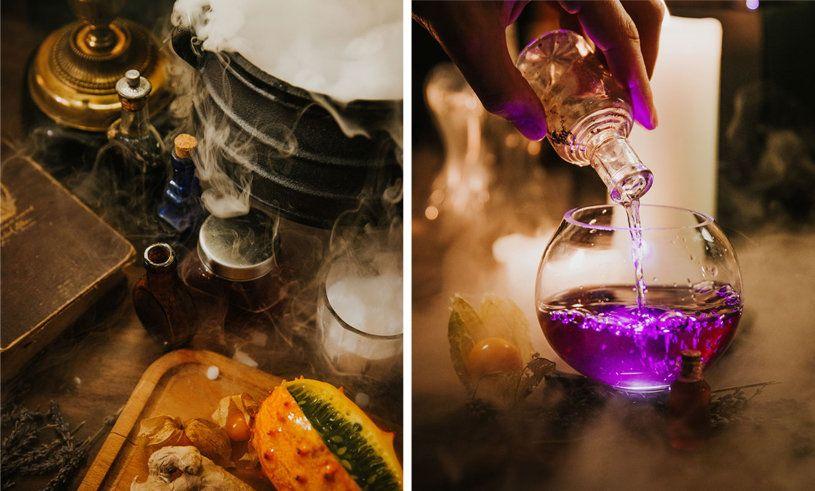 The Cauldron Bar London London Bars Potters Bar London