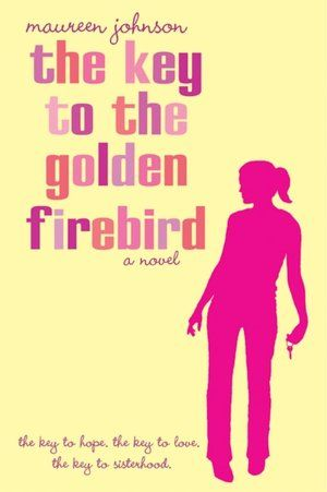 """Sometimes I feel like I've been waiting for someone to tell me when I can be normal again,"" she said. ""I keep thinking I'll get a letter. Or a call. When does it happen?"" -- Maureen Johnson, The Key to the Golden Firebird"