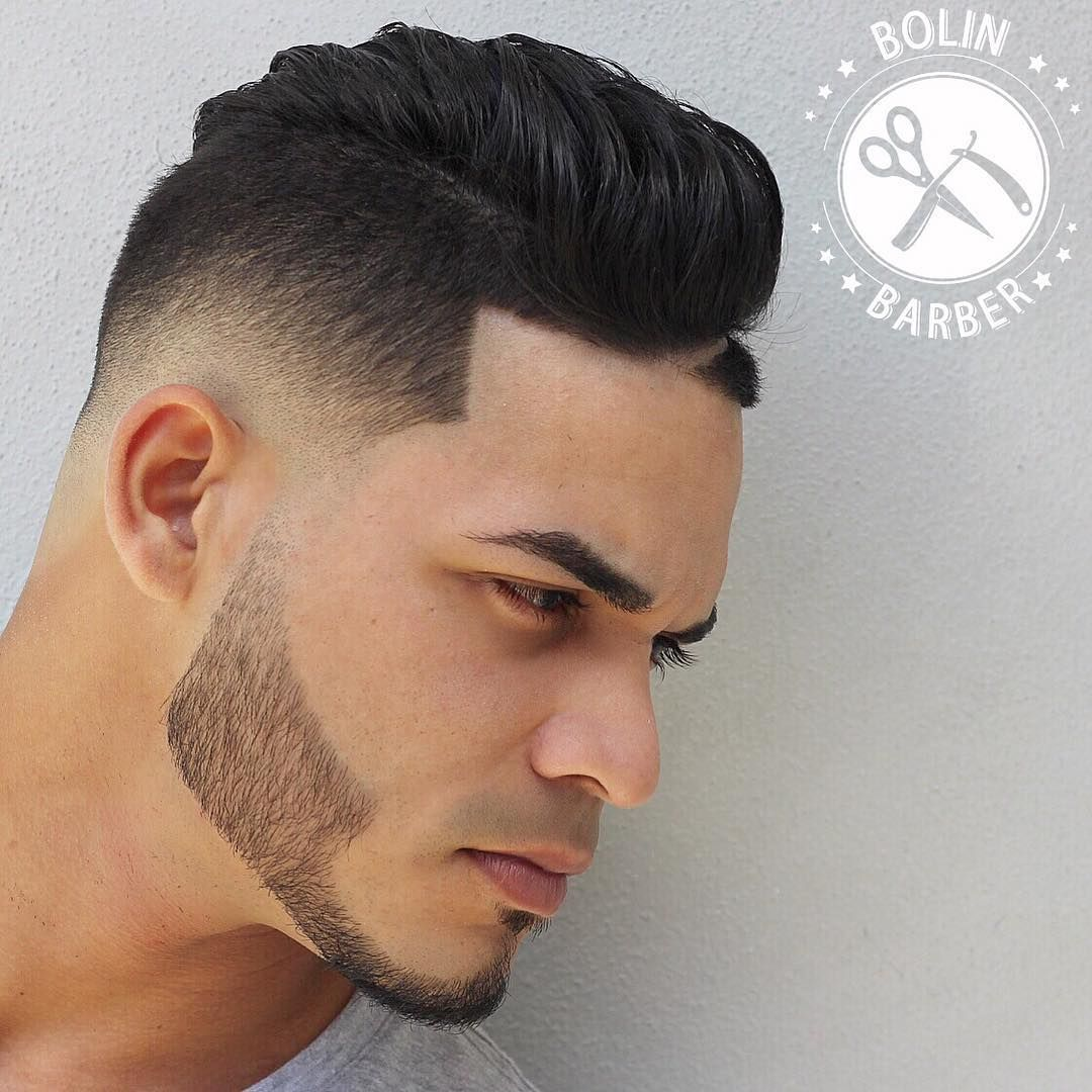 Low skin fade haircut men cool menus hairstyles with beards  hair  pinterest  fade haircut
