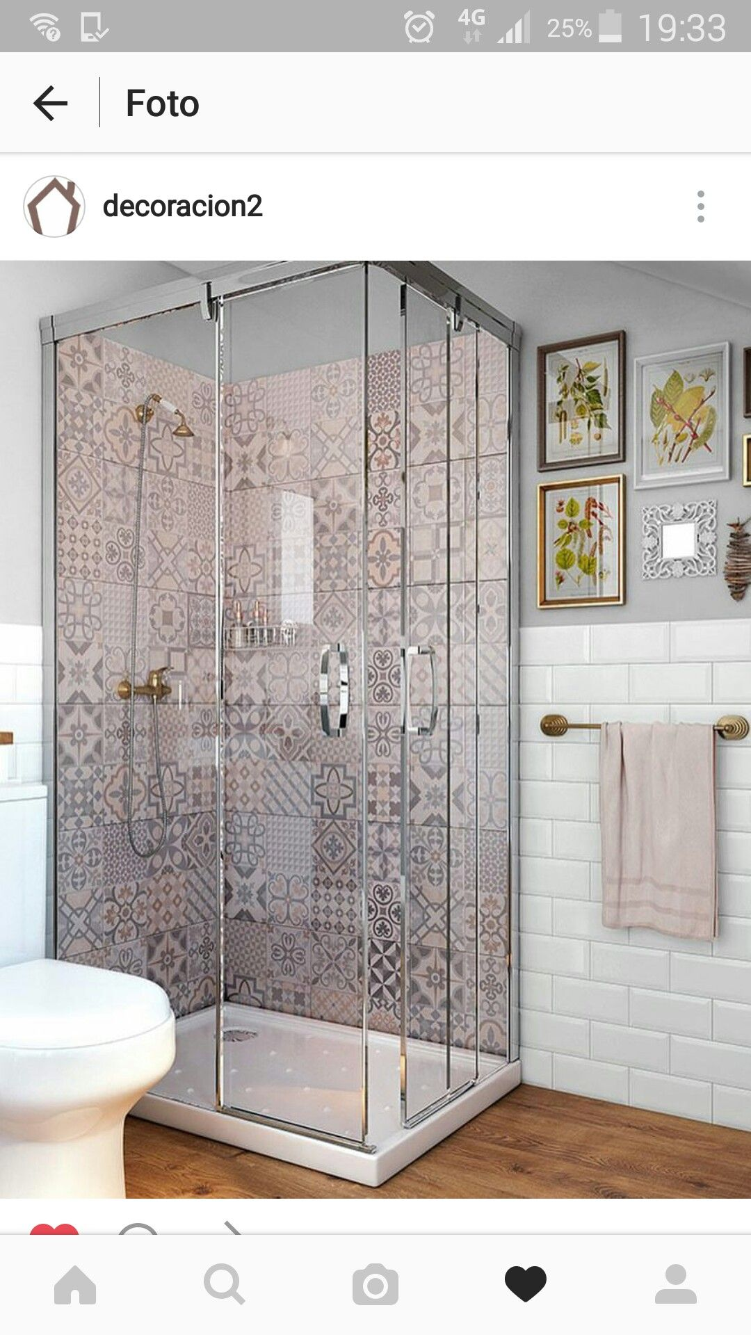 Accessoires Salle De Bain Azulejos ~ azulejos metro powder room pinterest