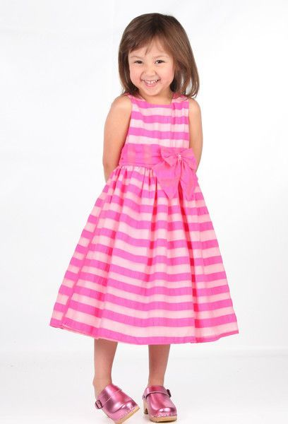 Bunnies Picnic - Isobella and Chloe Sunday Best Dress - Boutique Clothing for Girls and Boys
