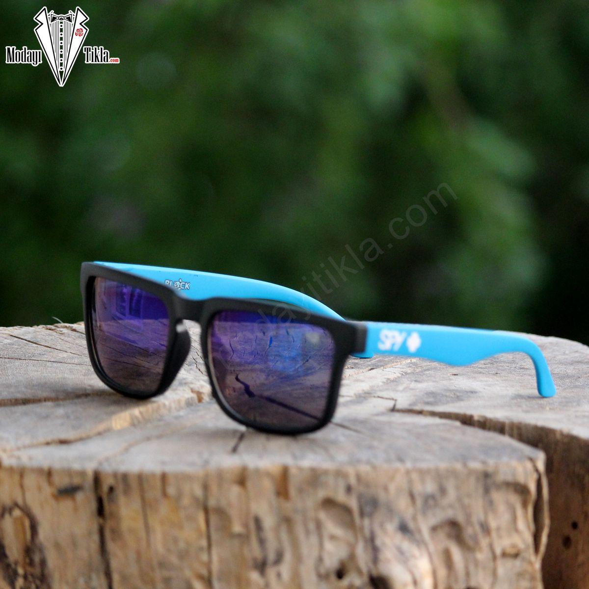 SpyBlack Güneş Gözlüğü Mavi | GÜneŞ gÖzlÜĞÜ, Mavi, Gözlük