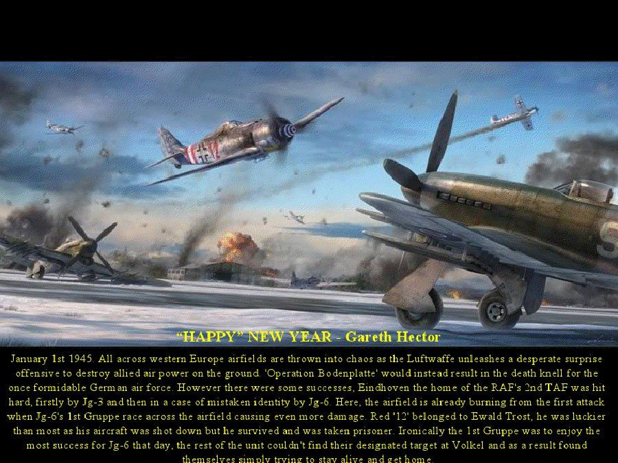This stunning combat art reveals what aerial warfare was like during World War II - Business Insider