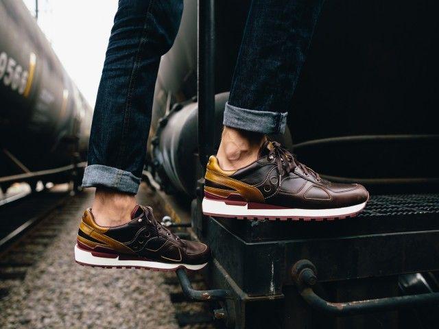 best service b1ed6 cc64e Wolverine x Saucony Shadow Original 4   Shoes & the like ...