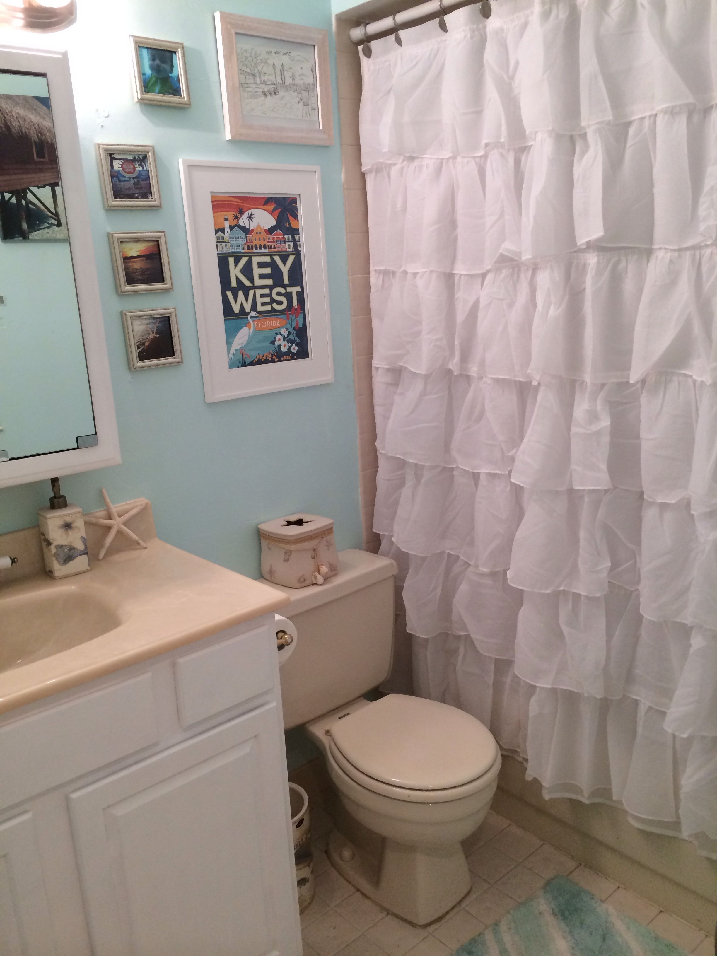 Key West style bathroom :) Key west style ideas Pinterest #80604B 3264x2448 Acessorios Banheiro Kelly
