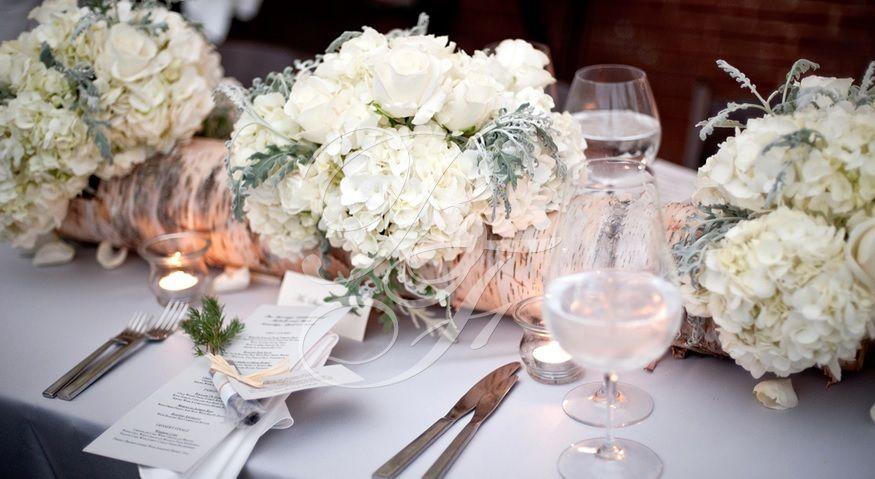 Bella Fiori - Beautiful Arrangement for Our Long Tables